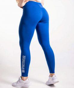 Lycra Algodón - Azul
