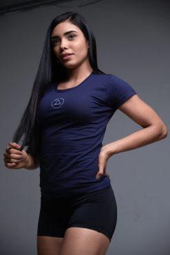 Camiseta T-Shirt - Azul