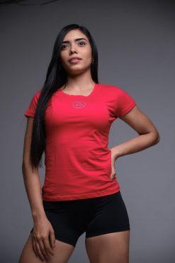 Camiseta T-Shirt - Rojo