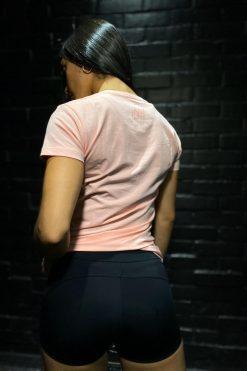 Camiseta T-Shirt Tono A Tono - Rosa