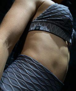 Top Triangulo Textura