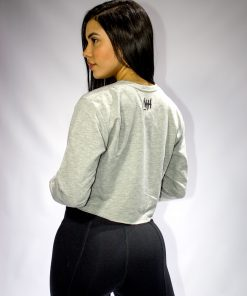 Ropa deportiva para mujer, buzo manga larga